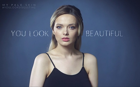 you look beautiful